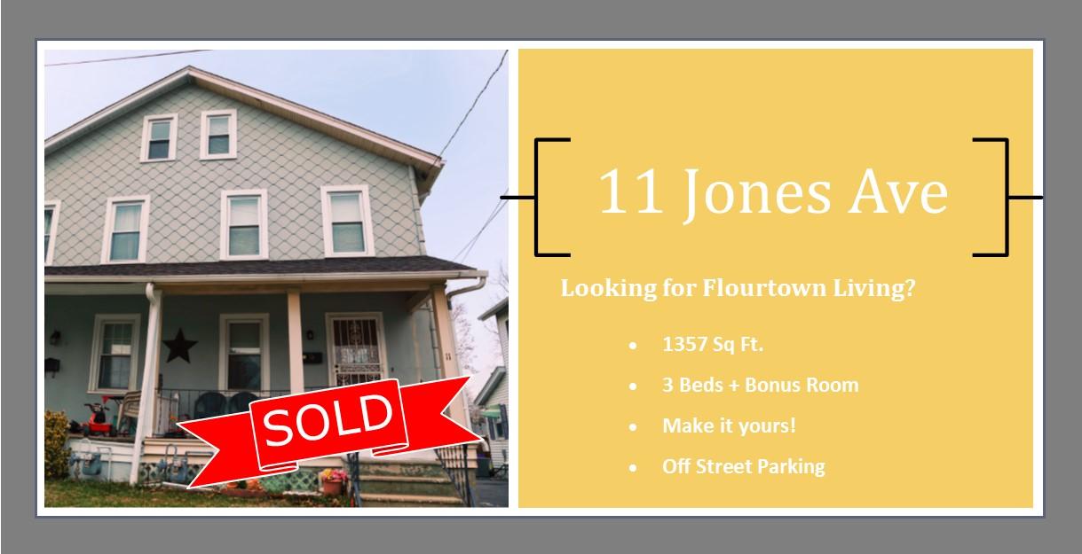 11 Jones Ave