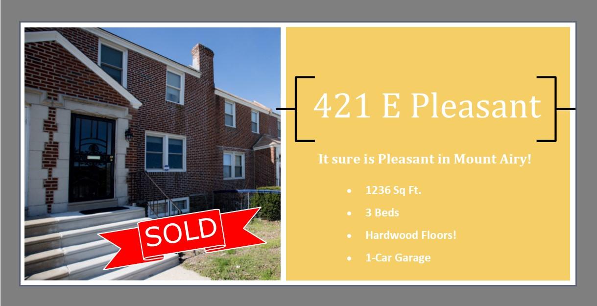 421 E Pleasant