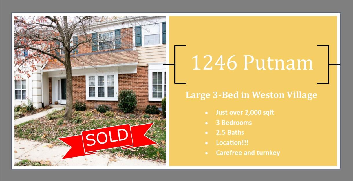 1246 Putnam Blvd
