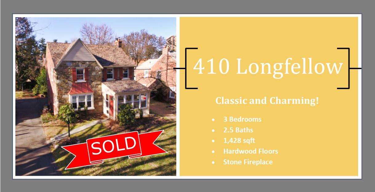 410 Longfellow Rd